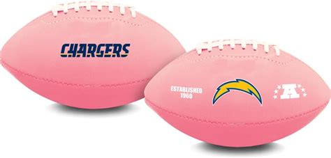 #pink Football San Diego Chargers
