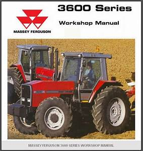 Massey Ferguson Mf 3600 Service Manual Instruction Manual