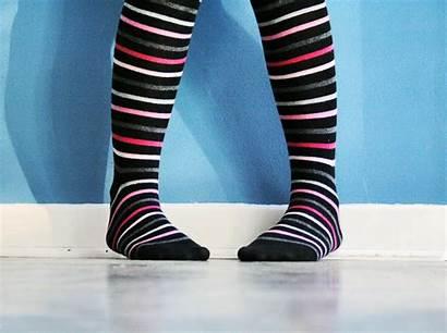 Socks Colourful Feet Pee Send Darned Sock