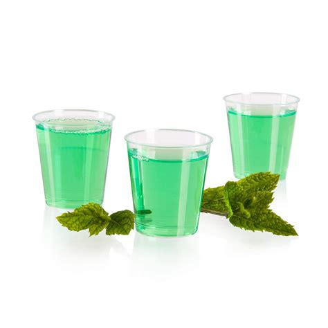 bicchieri plastica rigida bicchieri cristal 100cc di plastica rigida 300pz palucart