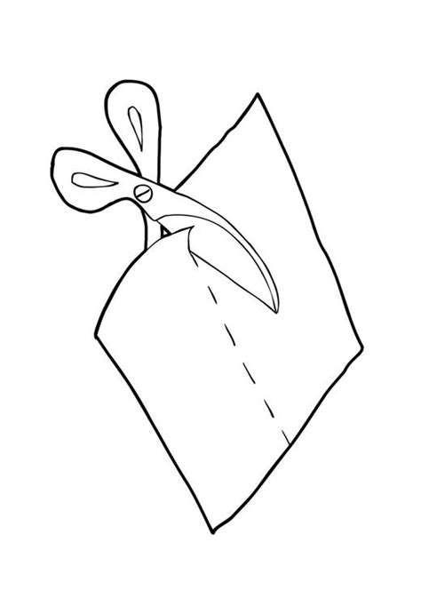 coloring page cut img