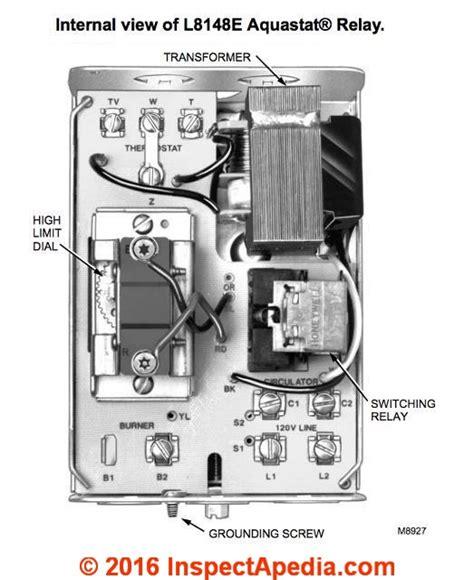 aquastats setting wiring heating system boiler aquastat controls how to set the hi limit lo