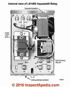 L8148e1265 Aquastat Relay Wiring Diagram