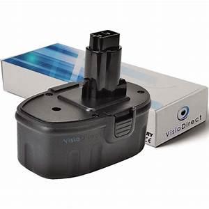 Batterie Black Et Decker 18v : batterie type a9277 pour black et decker 3000mah 18v go ~ Dailycaller-alerts.com Idées de Décoration
