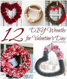 12 DIY Wreaths for Valentine's Day
