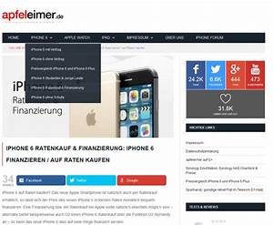 Iphone 6 Auf Rechnung : iphone 6 auf raten kaufen so klappt 39 s mit der ratenzahlung ~ Themetempest.com Abrechnung