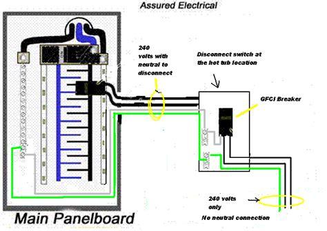 220 Tub Wiring Diagram by I A 220 V Tub The Electrician Ran A 4 Wire