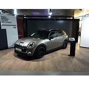 The New MINI Display At BMW Welt
