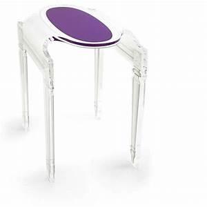 Table De Chevet Transparente : chevet plexi transparent sixteen by acrila ~ Melissatoandfro.com Idées de Décoration