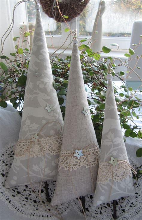 Skandinavische Weihnachtsdeko Nähen by Drei B 228 Umchen Im Landhaus Stil Fabric Tree