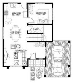 home floor plan ideas mhd 2012004 eplans modern house designs small