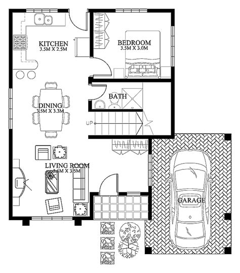 modern home plans with photos modern house design 2012004 ground floor house plans