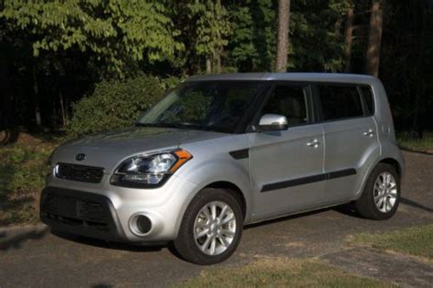 Silver Kia Soul by Purchase Used 2012 Kia Soul Silver Clean Title Never
