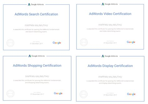 Adwords Certification by How To Become A Adwords Certified Professional Dmc