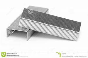 Metal Staples Stock Photos - Image: 25578763