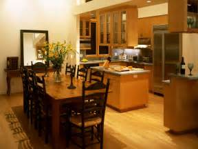 kitchen and dining rooms kitchen design photos - Kitchen Dining Decorating Ideas