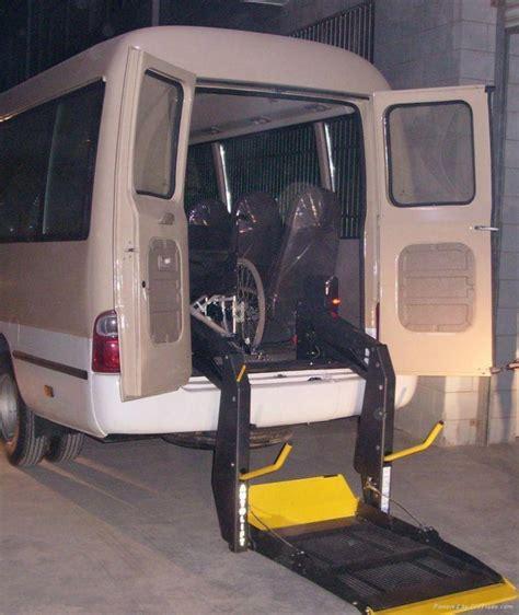 wheelchair assistance ricon wheelchair lift