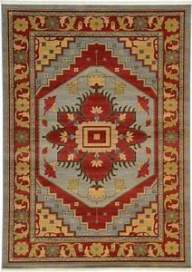 Heriz design rug traditional perisan style rugs oriental for Traditional carpet designs