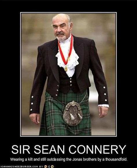 Funny Scottish Memes - sean connery funny quotes quotesgram