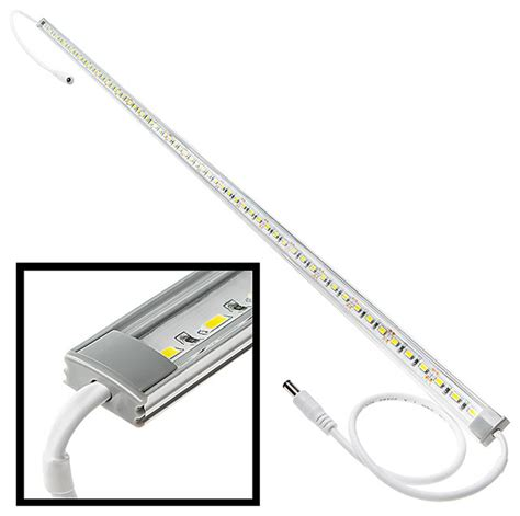 alb series aluminum led light bar fixture low profile