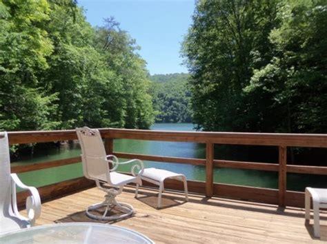 norris lake cabin rentals norris lake cabin rentals heaven sent new tazewell tn