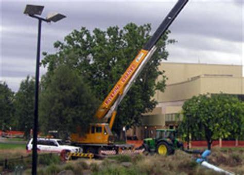 tadano  riverina crane services