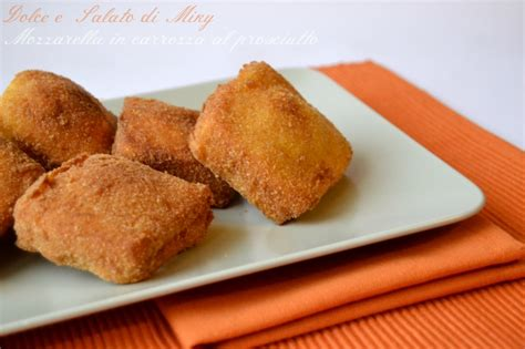 giallo zafferano mozzarella in carrozza mozzarella in carrozza dolce e salato di miky