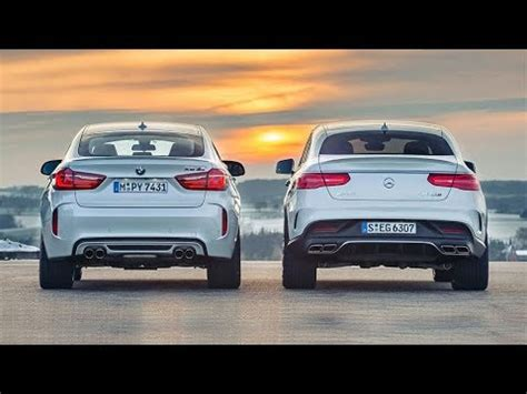 We may earn money from the links on this page. Bmw X6 M vs Mercedes-Benz AMG GLE63 S    0-250 km/h ...
