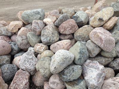 granite mountain boulders landscape supply