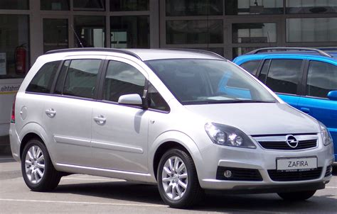 Opel Zafira Review by Opel Zafira Review And Photos