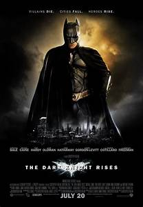'The Dark Knight Rises' Poster by themadbutcher on DeviantArt