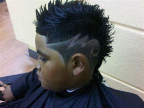 mohawk fade haircut hairstyles 44697
