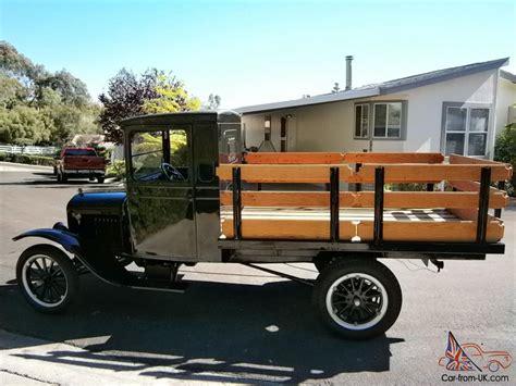 1925 Ford Model T-tt Truck, Restored California Truck
