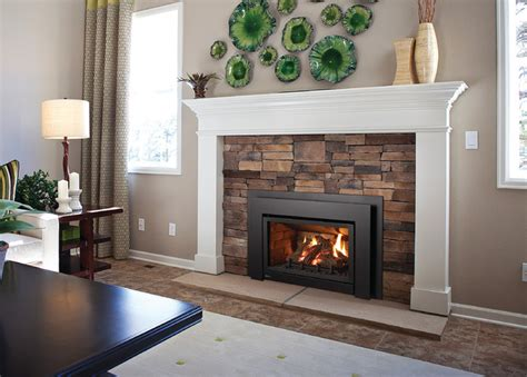 gas fireplaces  inserts