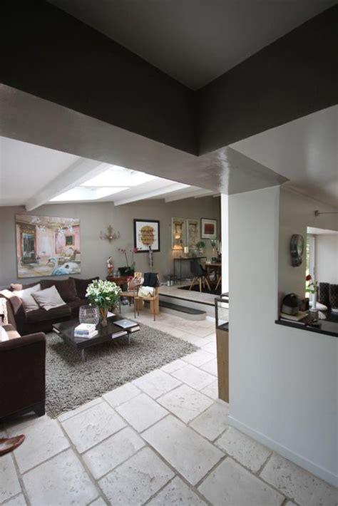 fauteuil de bureau habitat photo carrelage et maison contemporaine chic féminin