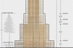 Empire state building re engineered in wood woodworking for How many floors the empire state building have