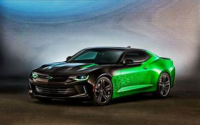 Camaro Chevy Wallpapers 2880 1800 Resolutions Wide