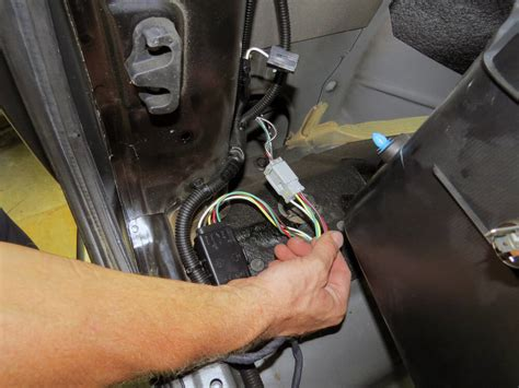 2013 Honda Pilot Tow Wire Harnes by N Tow R Vehicle Wiring Harness With 4 Pole Flat