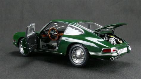 green porsche 911 1964 irish green porsche 901 by cmc 1 18 scale choice gear