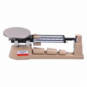 2610gX0.1g Triple Beam Pan Mechanical Balance Scale Lab ...