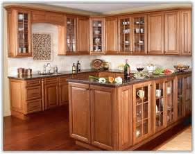 How Tall Are Cabinets by American Walnut Cabinets Kitchen Home Design Ideas