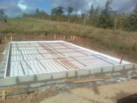 beton fertigmischung fundament beton til fundament bordben jern
