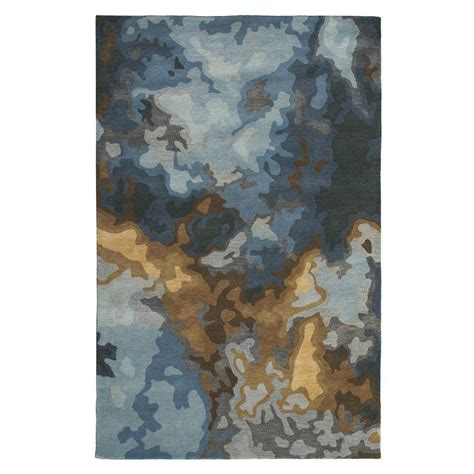 home decorators collection rugs home decorators collection tides blue 8 ft x 11 ft area 42136