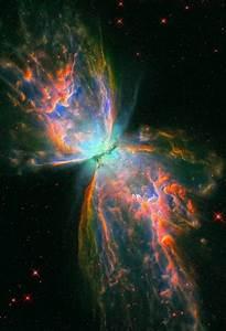 Butterfly nebula   Planets   Pinterest