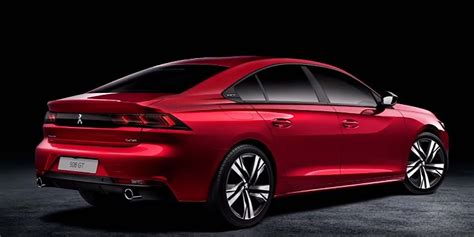 Peugeot News by 2018 Peugeot 508 Leaked Photos