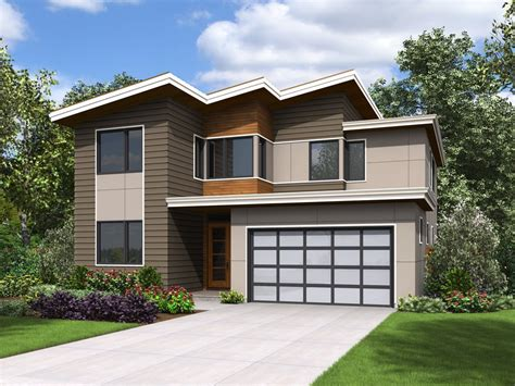 Contemporary Style House Plan 4 Beds 2 5 Baths 2869 Sq