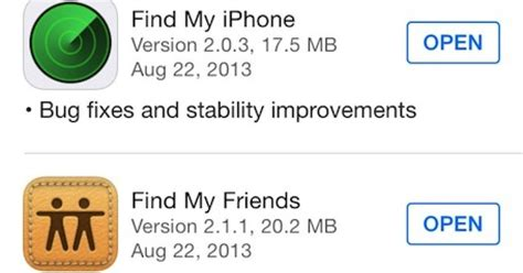how does find my iphone work when phone is find my iphone app updated doesn t work for non devs 1367