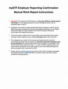 Free 15  Work Report Examples  U0026 Templates  Download Now