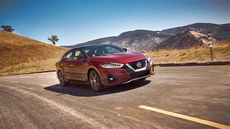 2019 Nissan Maxima by 2019 Nissan Maxima Follows In The Footsteps Of The