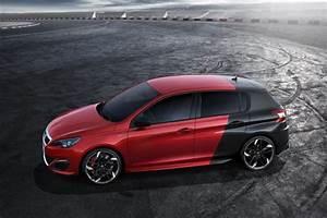 Peugeot 308 Gti By Peugeot Sport    U00e0 Partir De 37 200